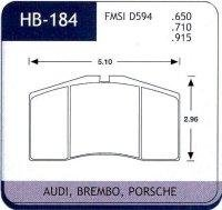 Hawk Performance HB184E.710 Auto Part