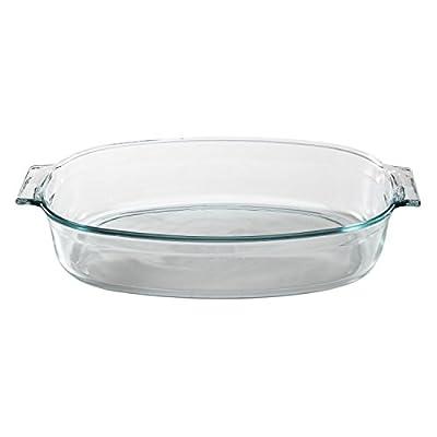 Pyrex 4 Quart Glass Roaster