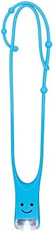 moses Lese Buddyhet leeslampje voor kinderenmultifunctionele leeslamp in blauwzaklamp om te hangen siliconen