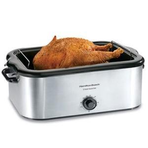 hamilton beach 22qt roaster oven - 6
