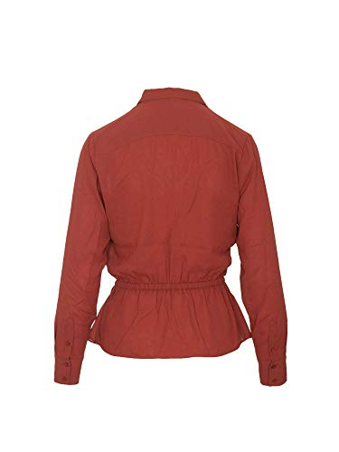Femmes Jeans Pepe Blusa Rouge Pl303149 ZxAaaUqSWY