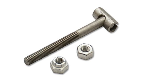 Vibrant Performance 11146K Replacement Fastener Set for V-Band Clamps (Bolt and Nuts)