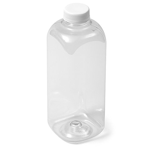 32 oz pet juice bottles - 4