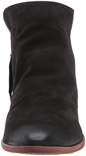 Sam Edelman Frauen Packer Ankle Boot Schwarzes Leder