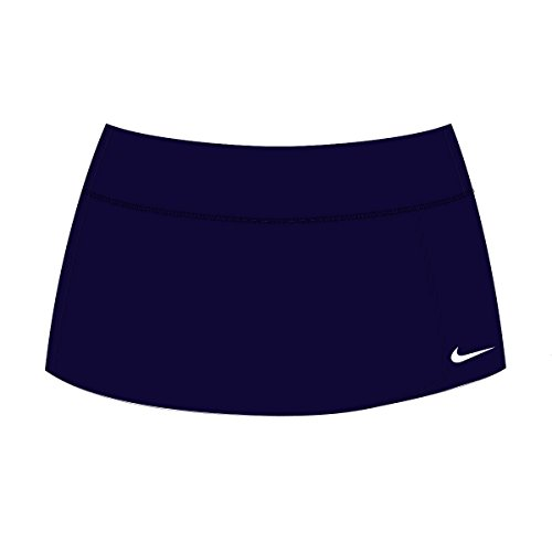 Nike Women's Core Solids Boardskirt XL Midnight Navy (Stretch Twill Slip)