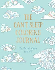 Can't Sleep Coloring Journal