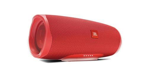 JBL Charge 4 Portable Waterproof Wireless Bluetooth Speaker – Red