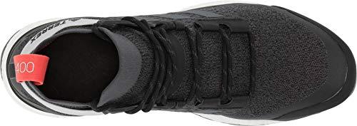 adidas outdoor Terrex Free Hiker Boot - Men's Black/Grey Six/Night Cargo, 7.5 by adidas outdoor (Image #1)