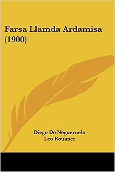 Book Farsa Llamda Ardamisa (1900)