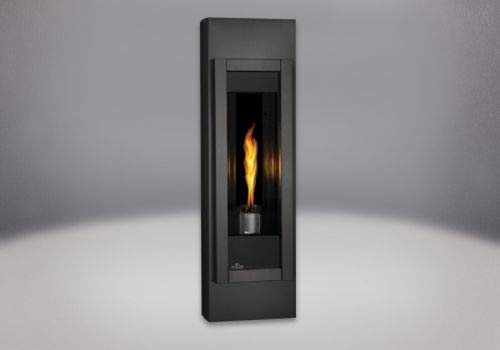 Napoleon Torch Gas Fireplace - Napoleon Torch VF Vent Free NG Fireplace - Package 1