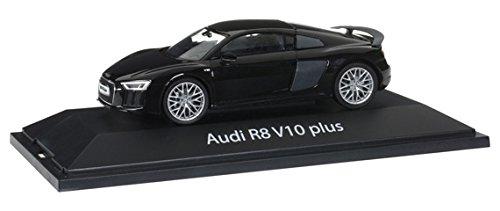 1/43 アウディ R8 V10 (ブラックメタリック) 070935