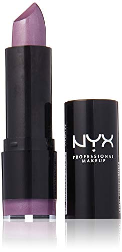 NYX PROFESSIONAL MAKEUP Extra Creamy Round Lipstick, Castle, 0.14 Ounce