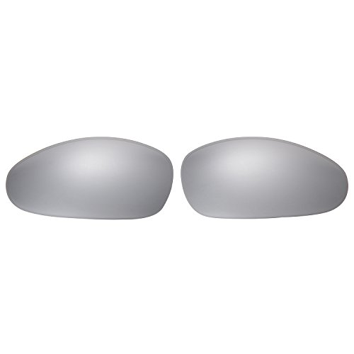 Polarized Replacement Lenses for Oakley Juliet Sunglasses (Titanium) NicelyFit