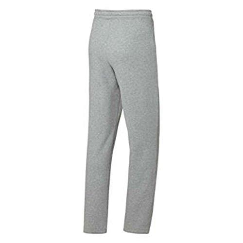 Puma® Men's Fleece Pant (Medium, Light Gray)