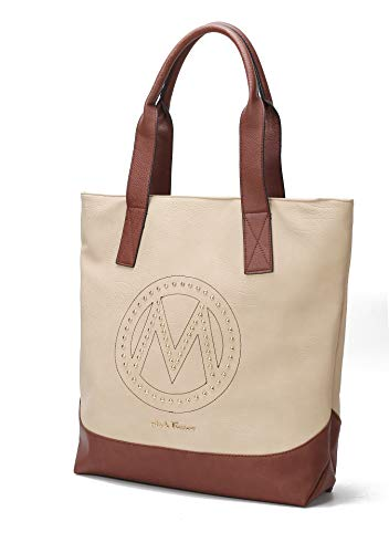 Work Tote Large Shoulder Bag Wadena Computer,Business,Travel,Tablet Tote Handbag Bag by Mia K. Farrow