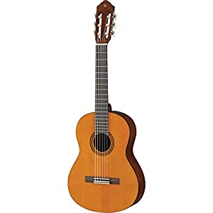 Yamaha CGS102 Classical Acoustic 1/2 Guitar with Natural Finish 31VhHA9r6bL
