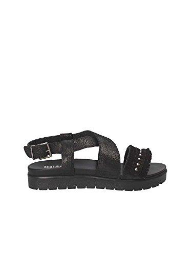IGI Co 1171 Sandals Women Black 36 WjRJuSO