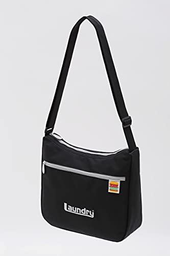Laundry ROUND SHOULDER BAG BOOK BLACK 画像 B