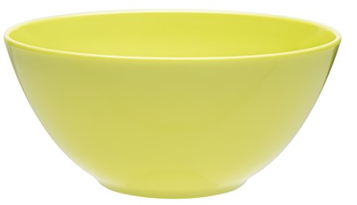 Zak Designs Ella 28 oz. Plastic Bowl, Vert Vert Green Ceramic