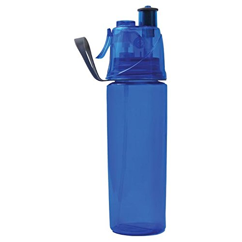 Mist 'N Sip 20 Oz Hydration Bottle (Colors May Vary)1 Bottle (Sports Sip Bottle compare prices)