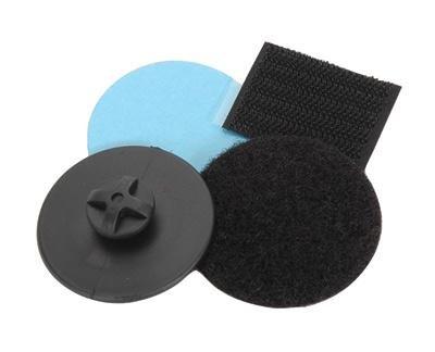 Roko Sports Goggle Remount Kit - Black RB-40 - Roko Sports