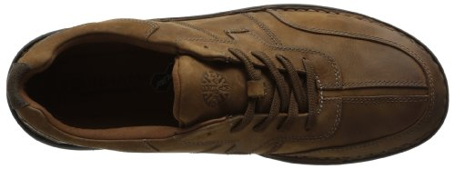 Dunham Mens Revcoast Oxford Tan