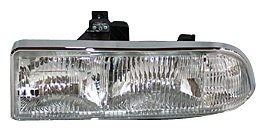 TYC 20-5238-00 Chevrolet Driver Side Headlight Assembly