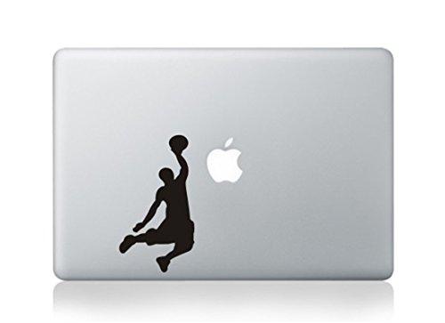 NBA Jump Shot Dunk Apple Macbook Air Pro 13 15 17 Vinyl Sticker Skin Decal Cover -  CPS, BLW-045