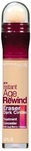 Maybelline New York instantanée Age Rewind Eraser Cernes Traitement Anti-cernes, Neutralizer 50, Once 0,2 fluide
