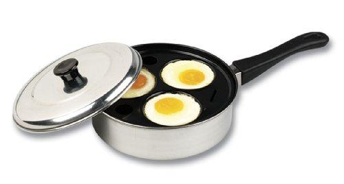 egg poacher metal - 4