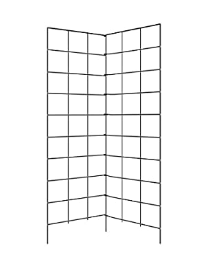 Gardener's Supply Company Two Panel Folding Trellis from Gardener's Supply Co.