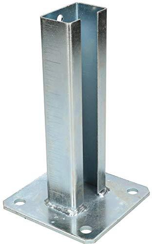 KOTARBAU Support de poteau 60 x 40 mm
