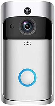 Bluefringe WiFi Smart Video 720P HD Wireless Home Security Doorbell Camera