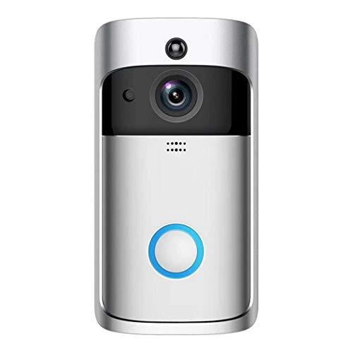 Bluefringe WiFi Smart Video Doorbell Camera Wireless Door Bell 720P HD Wireless Home Security Doorbell Camera with 32GB Storage Card(Not Included) by Bluefringe (Image #9)