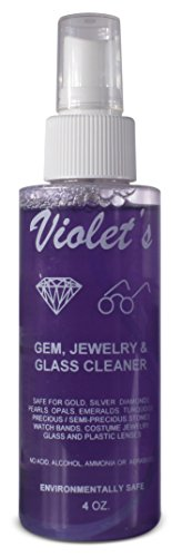 Violet's Gem and Jewelry Cleaner