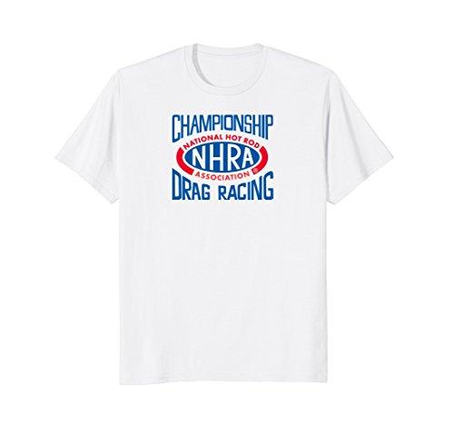Championship Drag Racing NHRA logo