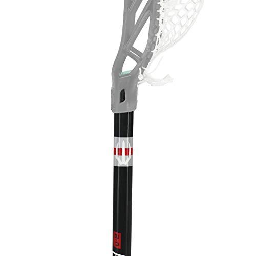 (Wolf Athletics U-2i Element Lacrosse Stick - Composite Construction Lacrosse Sticks - Professional Lacrosse Equipment Designed for Improved Performance - Durable 30'' Lacrosse Shaft)