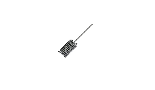 BC Series Diameter 2-1//8 Silicon Carbide Abrasive Flex-Hone Tool BC21832 Brush Research FLEX-HONE Cylinder Hone 54 mm 320 Grit Size