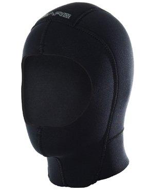 Bare 7/5mm Dry Suit Scuba Vented Hood w/ Face & Neck Seal, Dive Hood, Diving Hood, Scuba Hood , SMALL