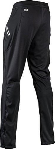 Sugoi Men's Firewall 180 Pant, Black, (Sugoi Mens Firewall)