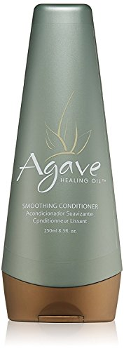 Oils Healing Natural Formulated (Agave Healing Oil - Smoothing Conditioner. Moisturizing Anti Frizz Deep Conditioner that Nourishes, Hydrates, and Adds Shine. Sulfate Free, Paraben Free, Phthalate Free and Cruelty Free (8.5 fl.oz))
