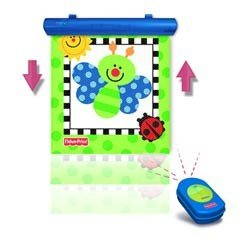 (Fisher-Price Remote-Control Roller Shade)