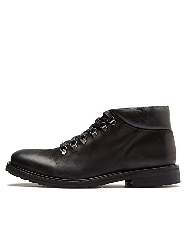 Selected Homme SH mountin Leather Boot Bottes 16045992Noir
