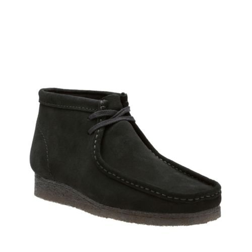 Clarks Boot Clarks Originals Originals Clarks Wallabee Boot Boot Originals Black Wallabee Black Originals Wallabee Black Clarks Aq6rwA