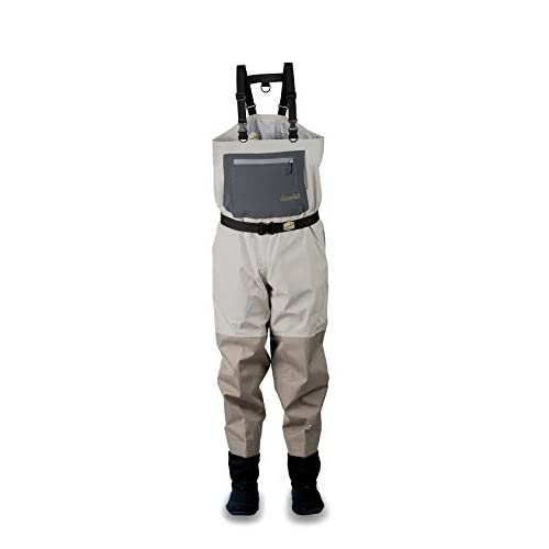 Image of Adamsbuilt AB2TR-MS Truckee River Med Stout Sf Chest Wader Fishing
