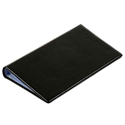 Popolare 1 pz ID Bank nome commerciale carte di credito titolare Book Case organizzatore con 120 fogli vendita in tutto il mondo (colore: nero) Graptopk 202789031