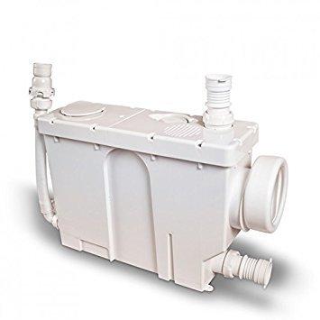 Jimten Ciclon CS T-604CS Triturador sanitario para empotrar (hasta 6m - 4 aparatos