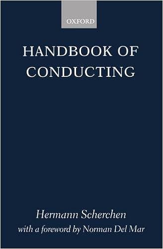 Handbook of Conducting