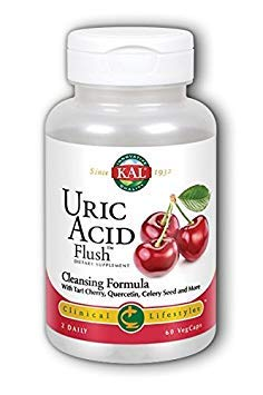 Cheap Kal Uric Acid Flush Tablets, 60 Count