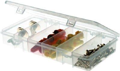 Plano Pocket Stowaway 6 Compartment Utility Box